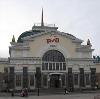 Железнодорожные вокзалы в Горьком