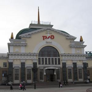 Железнодорожные вокзалы Горького